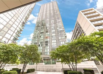 Thumbnail 1 bed flat for sale in Landmark East Tower, 24 Marsh Wall