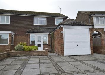 Thumbnail 3 bed semi-detached house for sale in Field Way, St Leonards, East Sussex