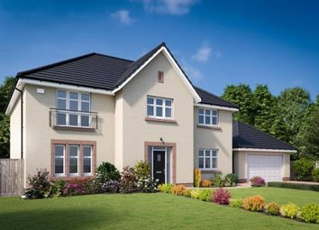 "Thumbnail 5 bed detached house for sale in ""The Macrae"" at Edinburgh Road, Belhaven, Dunbar"