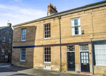 Thumbnail 3 bed terraced house to rent in Green Batt, Alnwick