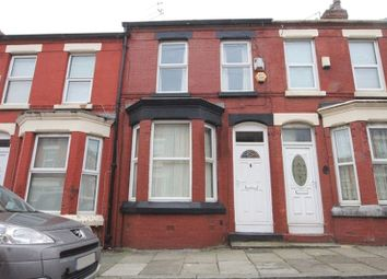 Thumbnail 3 bedroom terraced house for sale in Bell Street, Old Swan, Liverpool