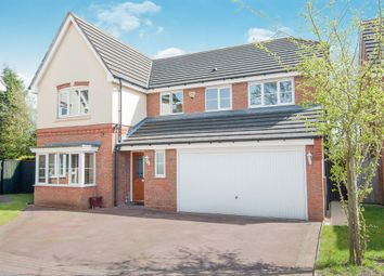 Thumbnail 4 bed detached house for sale in West View Court, Sutton Coldfield