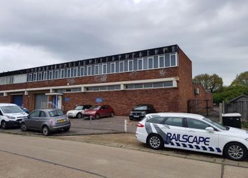 Thumbnail Industrial to let in Unit, Unit 16, Totman Crescent, Rayleigh