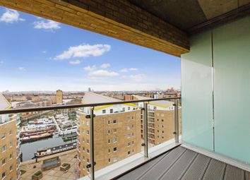 Thumbnail 2 bed flat for sale in Limehouse Basin, Limehouse Marina
