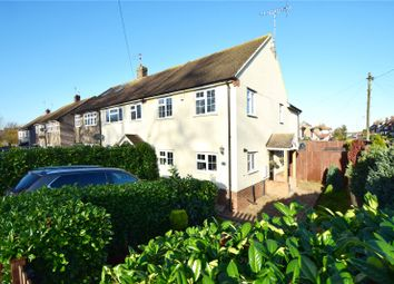 Thumbnail 3 bed end terrace house for sale in Southview Close, Swanley, Kent