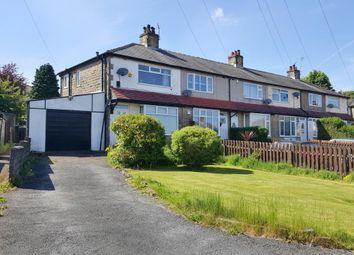 Thumbnail 2 bed end terrace house for sale in Sandhall Avenue, Pellon, Halifax