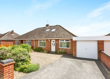 Thumbnail 3 bed bungalow for sale in Wood View Road, Hellesdon, Norwich