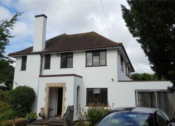 Thumbnail 5 bed detached house for sale in Freemans Close, Stoke Poges, Slough, Buckinghamshire