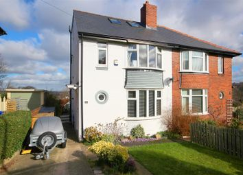 Thumbnail 4 bedroom semi-detached house for sale in Lees Hall Avenue, Sheffield