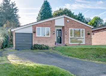 Thumbnail 3 bed detached bungalow for sale in Dodford Road, Bournheath, Bromsgrove