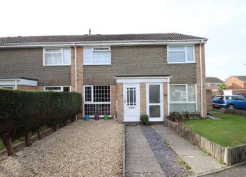 Thumbnail 2 bed terraced house for sale in Anson Close, Mudeford