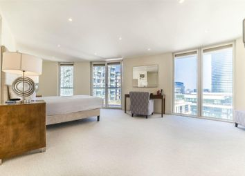 Thumbnail 2 bed flat for sale in Trinity Tower, 28 Quadrant Walk, London