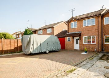 Thumbnail 4 bed end terrace house for sale in Harlestone Close, Bramingham, Luton, Bedfordshire