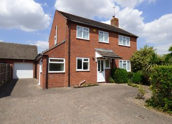 Thumbnail 4 bed detached house for sale in 5 Willow Close, Ryall Grove, Upton Upon Severn, Worcestershire