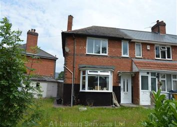 Thumbnail 3 bedroom semi-detached house to rent in Broadyates Road, Yardley, Birmingham