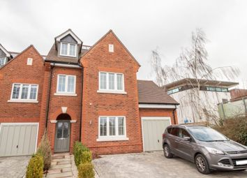 Covey Court, Basingstoke RG21. 4 bed town house for sale