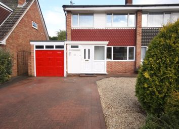 Thumbnail 3 bed semi-detached house to rent in Lower Elmstone Drive, Tilehurst, Reading