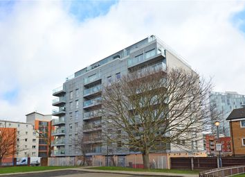 Thumbnail 2 bed flat for sale in Theatro Tower, Creek Road, London