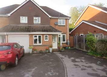 Thumbnail 3 bed semi-detached house for sale in Jasmine Road, Hedge End, Southampton