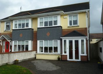 Thumbnail 3 bed semi-detached house for sale in 18 The Willows, Downstown Manor, Duleek, Meath