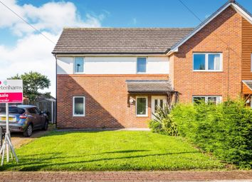 Thumbnail 2 bed semi-detached house for sale in Rookery Close, Kelsall, Tarporley