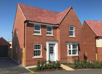 """Thumbnail 4 bed detached house for sale in """"Holden"""" at Forest Road, Burton-On-Trent"""