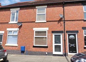 Thumbnail 2 bed terraced house to rent in Prospect Street, The Leys, Tamworth, Staffordshire