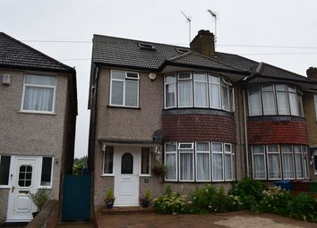 Thumbnail 4 bed semi-detached house for sale in Bengarth Drive, Harrow Weald