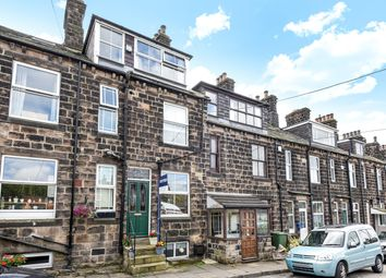 Thumbnail 3 bed terraced house for sale in South View Terrace, Yeadon, Leeds