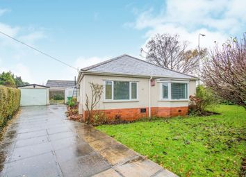 Thumbnail 3 bed detached bungalow for sale in Caegwyn Road, Heath, Cardiff