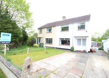 Thumbnail 3 bed semi-detached house for sale in Salford Road, Marston, Oxford