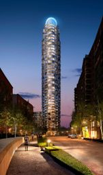 Thumbnail 2 bed flat for sale in Charrington Tower, Fairmont Avenue, Docklands, London