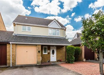 Thumbnail 3 bed link-detached house for sale in Ward Way, Witchford, Ely