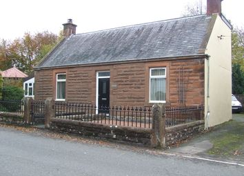 Thumbnail 3 bed detached house for sale in Langlands Road, Ecclefechan