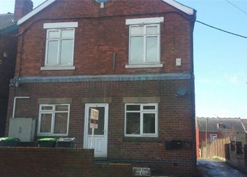 Thumbnail 3 bed flat to rent in Station Road, Selston, Nottinghamshire
