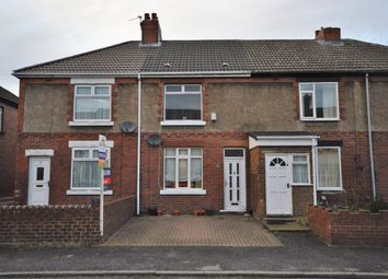 Thumbnail 3 bed terraced house for sale in Oak Road, Shafton, Barnsley