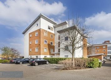 Thumbnail 1 bed flat for sale in Felixstowe Court, Galleons Lock