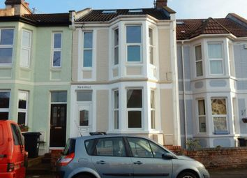Thumbnail 1 bed flat for sale in Luckwell Road, Southville, Bristol