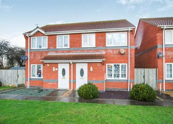Thumbnail 3 bed semi-detached house for sale in Beach Avenue, Chapel St. Leonards, Skegness