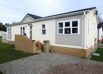 Thumbnail 2 bed mobile/park home for sale in Accent, Pentewan, St. Austell