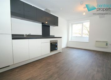 Thumbnail 1 bed flat to rent in Unicorn House, Church Green West, Redditch