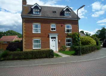 Thumbnail 5 bed detached house to rent in Turners Close, Southwater, Horsham