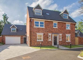Thumbnail 5 bed detached house for sale in Meadow Close, Countesthorpe, Leicester