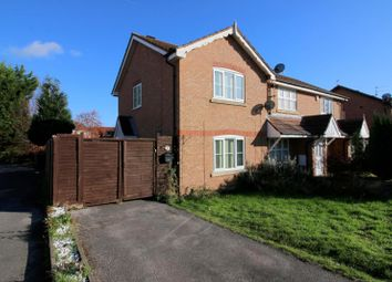 Thumbnail 2 bed semi-detached house to rent in Roseheath Close, Sunnyhill, Derby