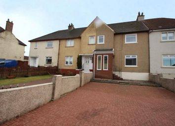 Thumbnail 3 bed terraced house for sale in Roughcraig Street, Airdrie, North Lanarkshire
