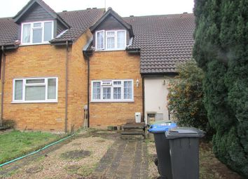 Thumbnail 1 bed terraced house to rent in Mahon Close, Enfield