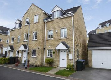 Thumbnail 3 bedroom town house for sale in Navigation Drive, Apperley Bridge, Bradford, West Yorkshire