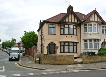 Thumbnail 4 bedroom end terrace house to rent in Park View Road, Neasden