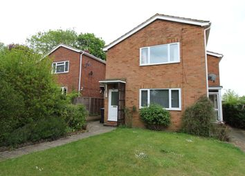 Thumbnail 2 bed maisonette to rent in Colyer Close, Digswell, Welwyn