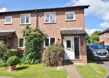 Thumbnail 3 bed end terrace house for sale in Stevens Close, Hampton